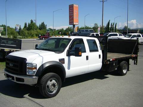 2008 Ford F-550 Super Duty for sale in Anchorage, AK