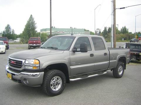 2007 GMC Sierra 2500HD Classic for sale in Anchorage, AK