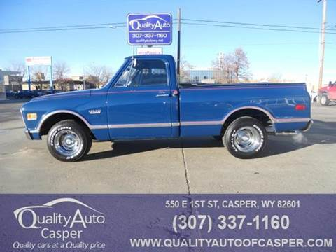 1968 GMC C/K 1500 Series for sale in Gillette, nul
