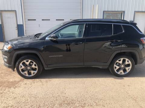 2018 Jeep Compass Limited for sale at QUALITY AUTO OF GILLETTE in Gillette nul