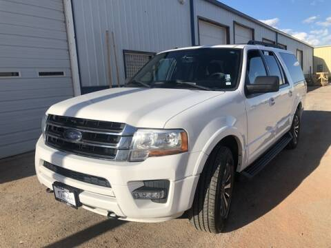 2015 Ford Expedition EL XLT for sale at QUALITY AUTO OF GILLETTE in Gillette nul