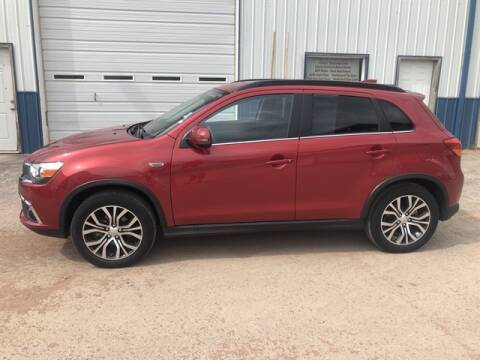 2017 Mitsubishi Outlander Sport for sale at QUALITY AUTO OF GILLETTE in Gillette nul