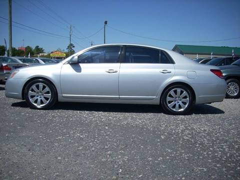 2005 Toyota Avalon for sale at Car Check Auto Sales in Conway SC