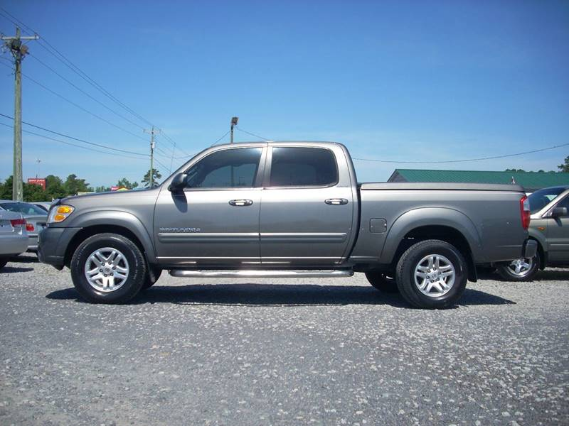 2004 toyota tundra 4dr double cab limited rwd sb v8 in conway sc car check auto sales. Black Bedroom Furniture Sets. Home Design Ideas