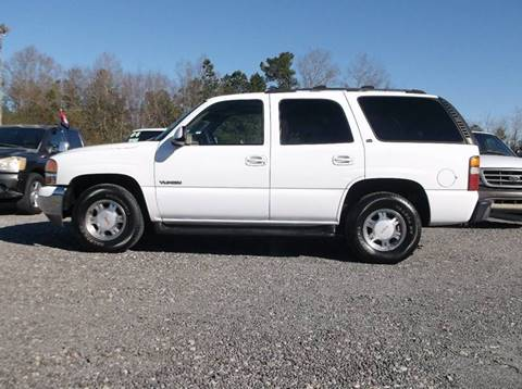 2002 GMC Yukon for sale in Conway, SC