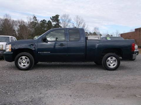 2008 Chevrolet Silverado 1500 for sale in Conway, SC