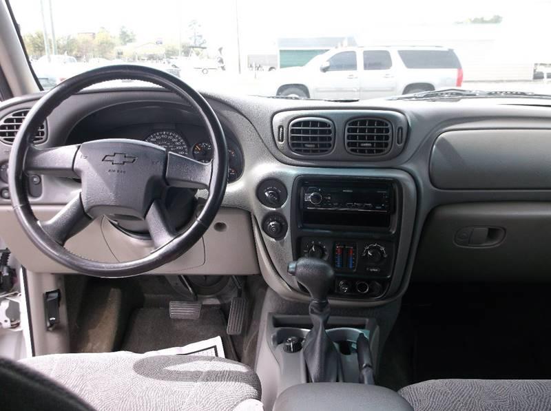 2003 Chevrolet Trailblazer EXT LT 4WD 4dr SUV In Conway SC - Car