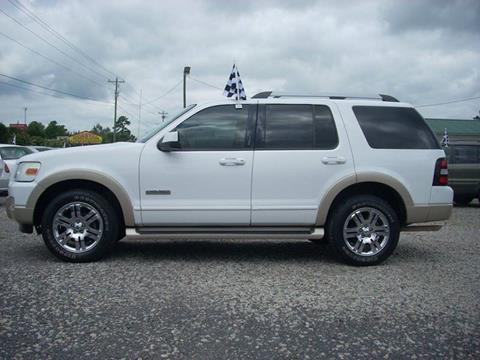 2007 Ford Explorer for sale in Conway, SC