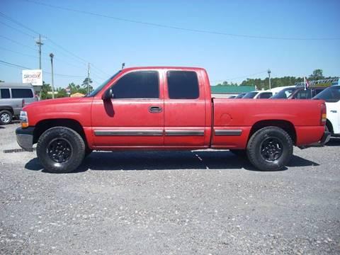 2002 Chevrolet Silverado 1500 for sale in Conway, SC