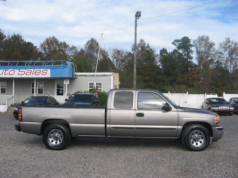 2007 gmc sierra 1500 classic sl1 4dr extended cab 8 ft lb in conway contact publicscrutiny Image collections