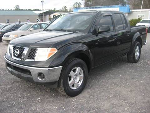 2007 Nissan Frontier for sale in Conway, SC