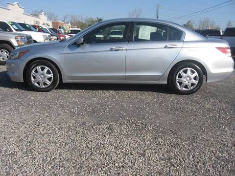 2008 Honda Accord for sale at Car Check Auto Sales in Conway SC