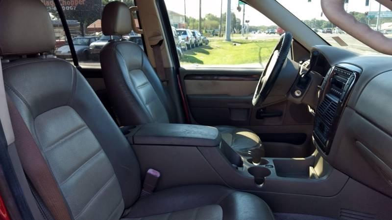 2005 Ford Explorer Eddie Bauer 4WD 4dr SUV - Riverview FL