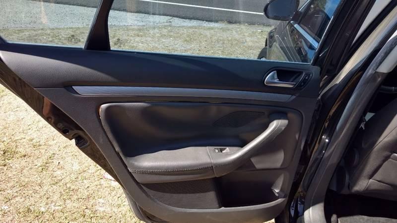 2007 Volkswagen Jetta 2.5 4dr Sedan (2.5L I5 5M) - Riverview FL
