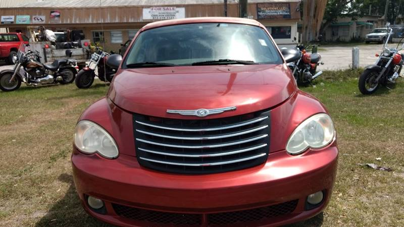 2006 Chrysler PT Cruiser Touring 2dr Convertible - Riverview FL