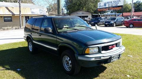 1996 GMC Jimmy for sale in Riverview, FL