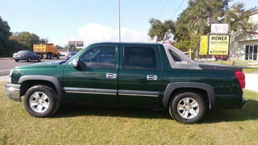 2004 Chevrolet Avalanche 4dr 1500 Crew Cab SB RWD - Riverview FL