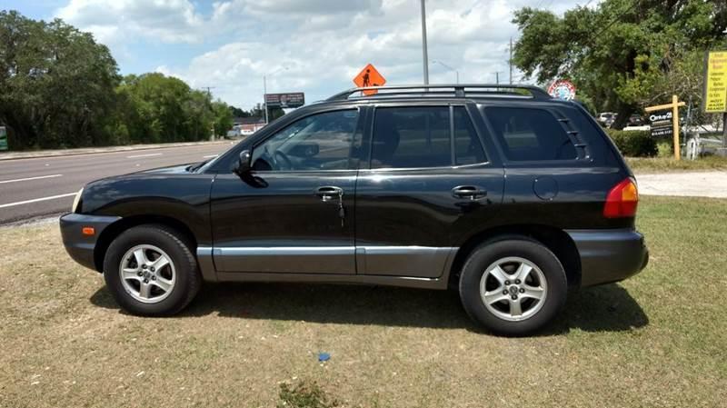 2003 Hyundai Santa Fe AWD LX 4dr SUV - Riverview FL