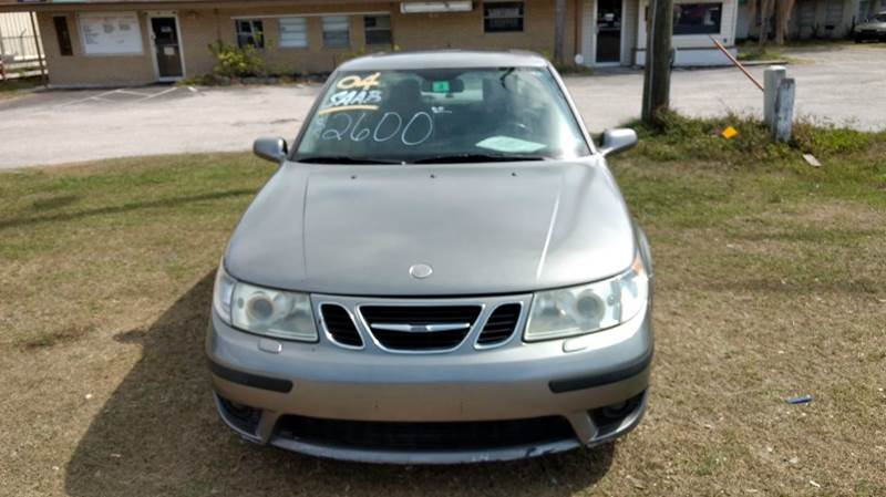 2004 Saab 9-5 4dr Aero Turbo Sedan - Riverview FL