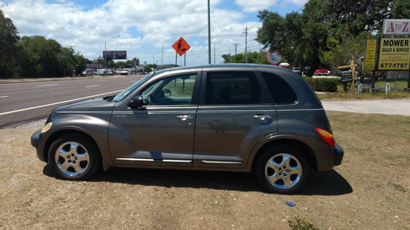 2001 Chrysler PT Cruiser 4dr Wagon - Riverview FL