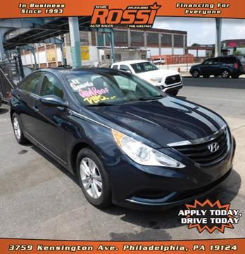 2011 Hyundai Sonata for sale in Philadelphia PA