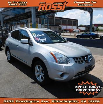 2011 Nissan Rogue for sale in Philadelphia PA