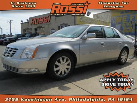 2007 Cadillac DTS for sale in Philadelphia PA