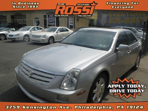 2005 Cadillac STS for sale in Philadelphia PA