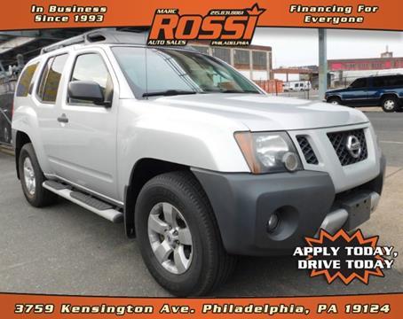 2009 Nissan Xterra for sale in Philadelphia PA