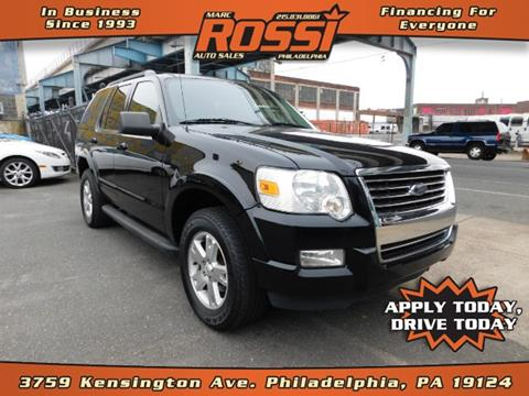 2010 Ford Explorer for sale in Philadelphia PA