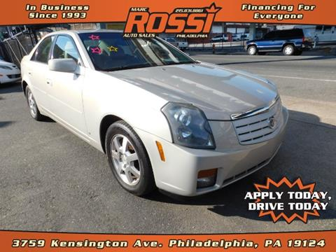 2007 Cadillac CTS for sale in Philadelphia PA