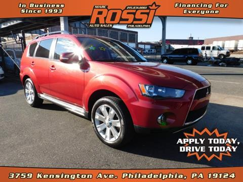 2010 Mitsubishi Outlander for sale in Philadelphia PA