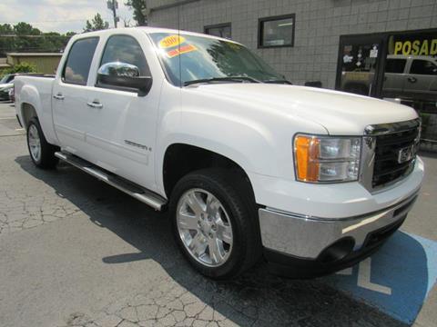 2009 GMC Sierra 1500 for sale at Posada's Trucks in Norcross GA