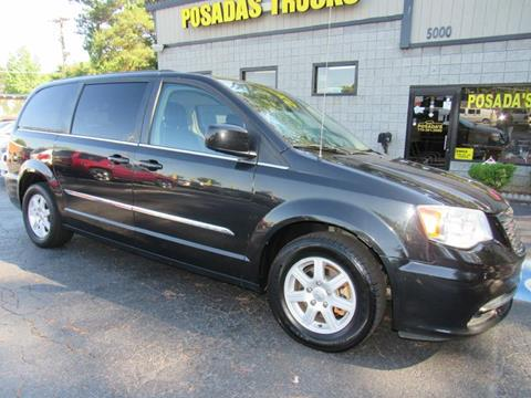 2012 Chrysler Town and Country for sale at Posada's Trucks in Norcross GA