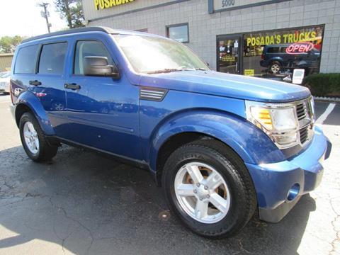 2009 Dodge Nitro for sale at Posada's Trucks in Norcross GA