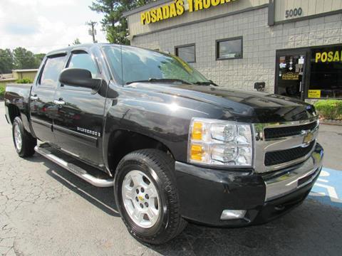 2009 Chevrolet Silverado 1500 for sale at Posada's Trucks in Norcross GA
