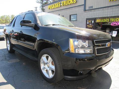 2007 Chevrolet Avalanche for sale at Posada's Trucks in Norcross GA