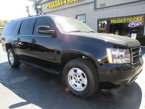 2009 Chevrolet Suburban for sale at Posada's Trucks in Norcross GA