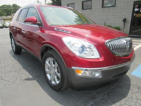 2009 Buick Enclave for sale at Posada's Trucks in Norcross GA