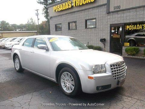 2010 Chrysler 300 for sale at Posada's Trucks in Norcross GA