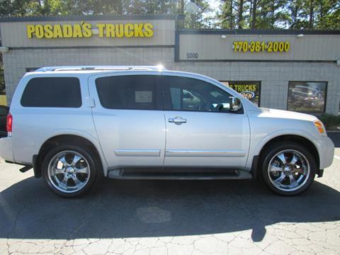 2011 Nissan Armada for sale in Norcross, GA