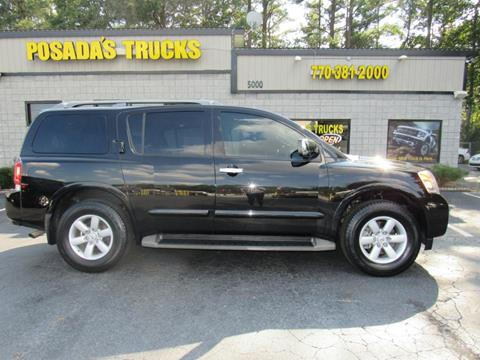 2010 Nissan Armada for sale in Norcross, GA