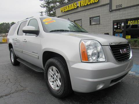 2010 GMC Yukon XL for sale in Norcross, GA