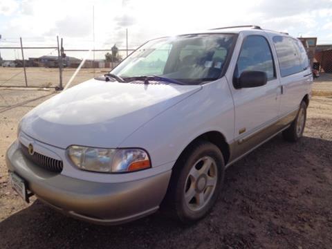 1999 Mercury Villager for sale at Heritage Motors in Casa Grande AZ