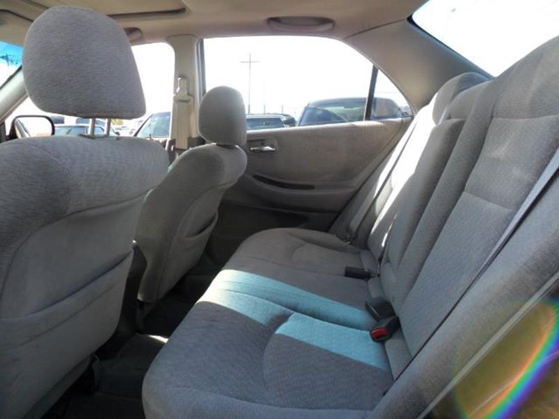 2002 Honda Accord for sale at Heritage Motors in Casa Grande AZ