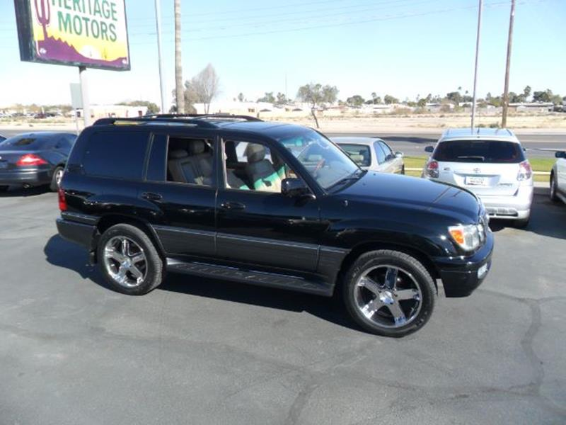 2006 Lexus LX 470 for sale at Heritage Motors in Casa Grande AZ
