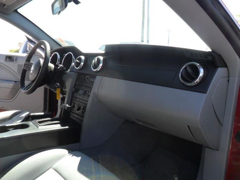 2007 Ford Mustang for sale at Heritage Motors in Casa Grande AZ