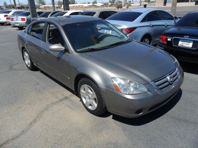 2003 Nissan Altima for sale at Heritage Motors in Casa Grande AZ