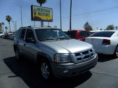 2005 Isuzu Ascender for sale at Heritage Motors in Casa Grande AZ