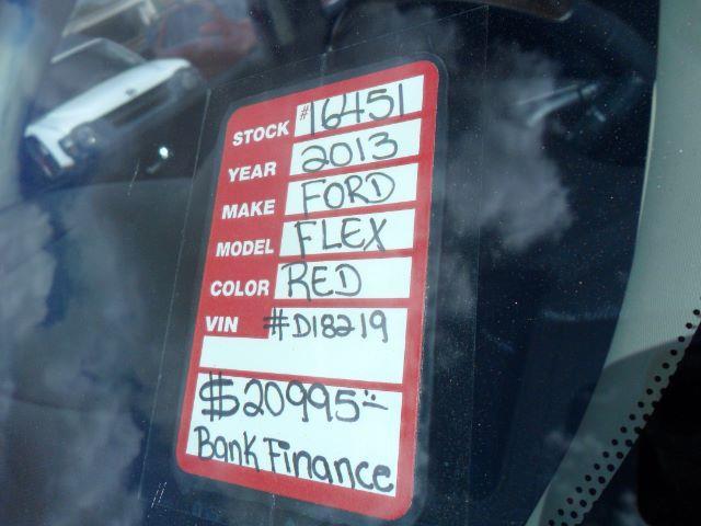 2013 Ford Flex for sale at Heritage Motors in Casa Grande AZ